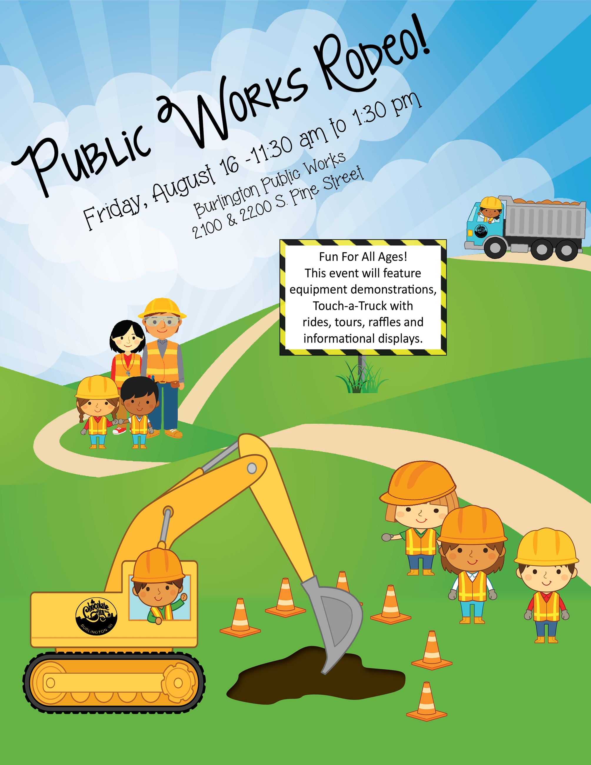 public works rodeo 2019